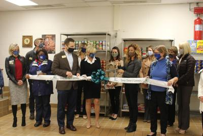 HGTC Pantry re-opening