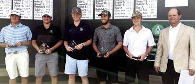Anderson Brothers Bank Invitational top five