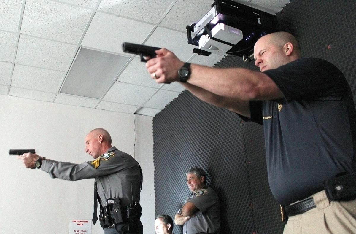 Use of force training