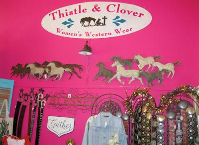 Thistle & Clover