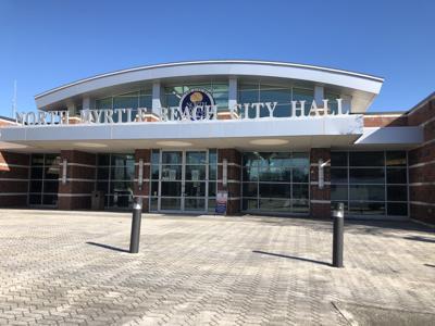 North Myrtle Beach City Hall