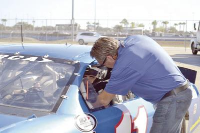 Conwayite on fast track to NASCAR