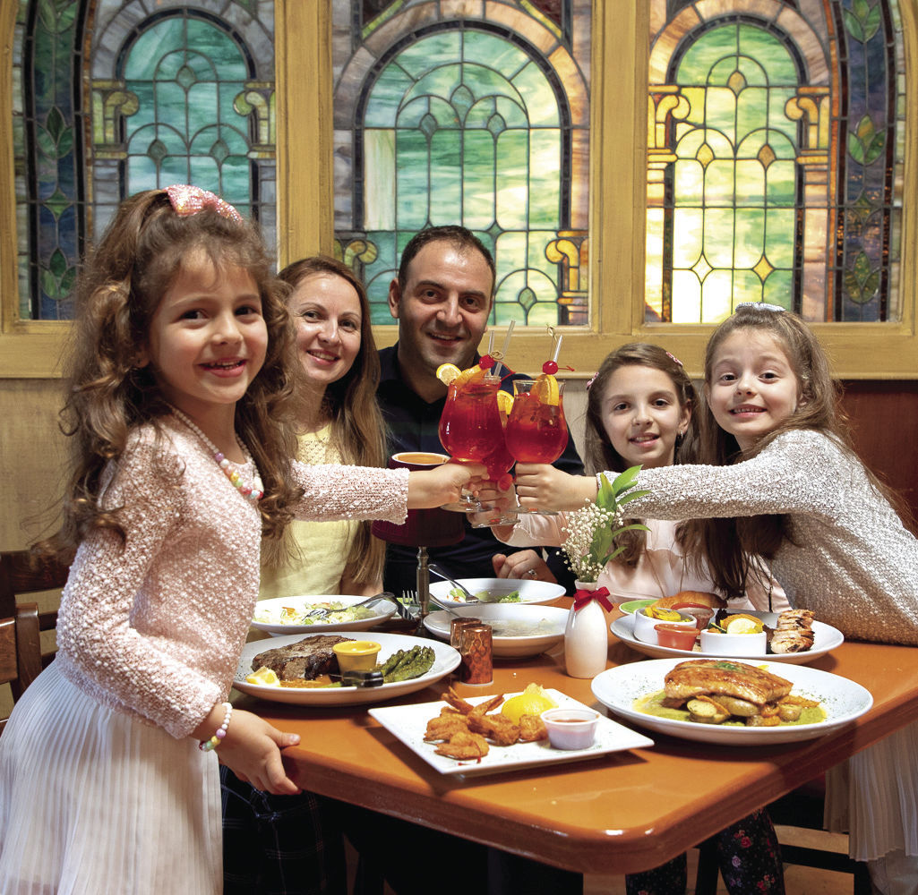 Carolina Seafood & Steak offers something for entire family