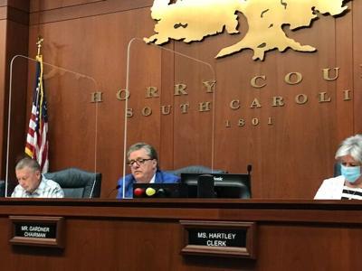 Horry County talks settlement