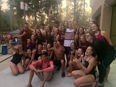 Carolina Forest wins region swim titles