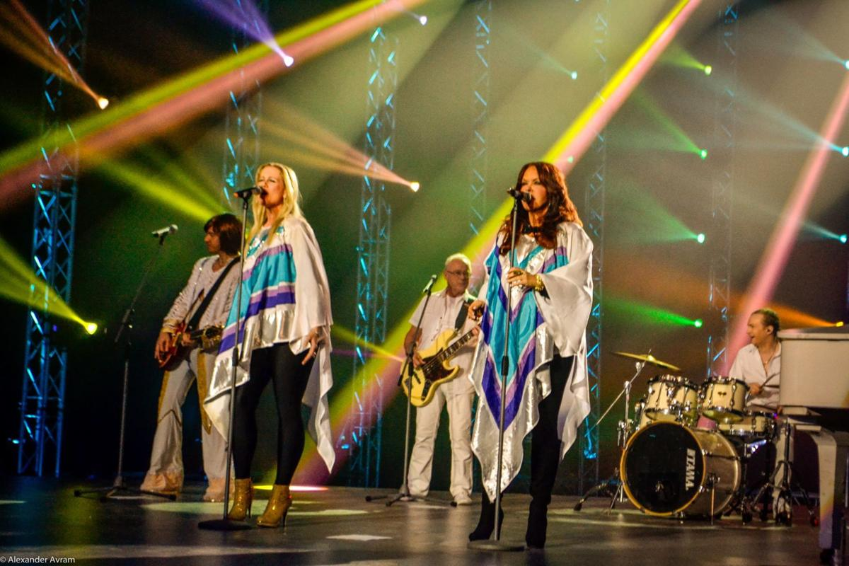 carolina opry presents worlds only official abba tribute show on sept 23 - Carolina Opry Christmas Show