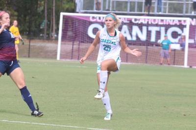 CCU soccer in Sun Belt