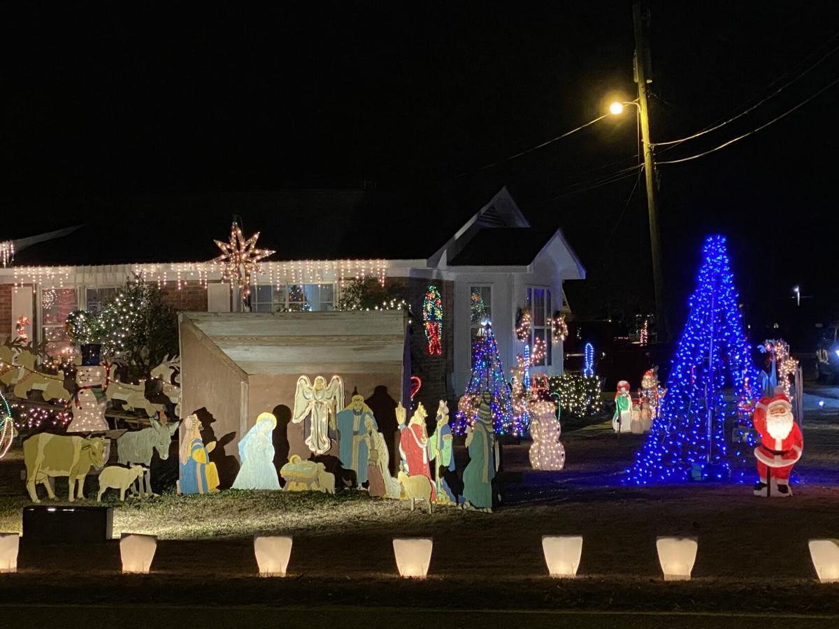Christmas Lights 2020 Sessions St 1