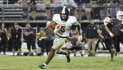 Myrtle Beach's Jones shines in rainy game with Socastee