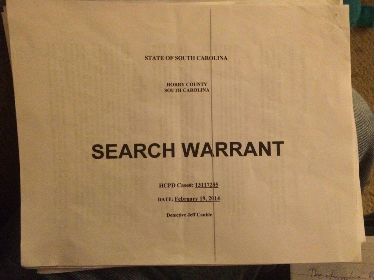 Heather Elvis Search Warrants and Affidavits | Crime