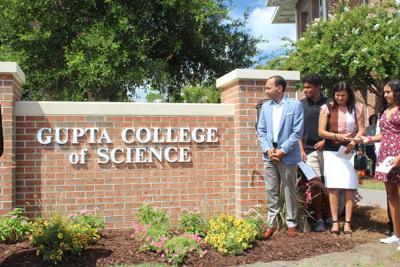 Sunny Gupta and sign CCU