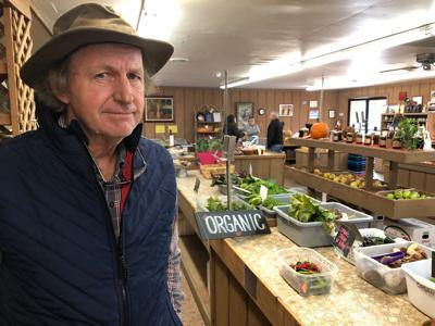Indigo Farms Sam Bellamy