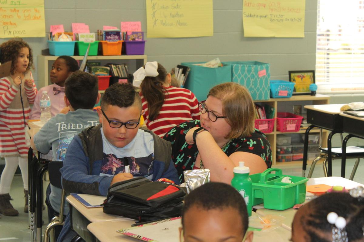 CES Teacher of the Year brings fun to the classroom