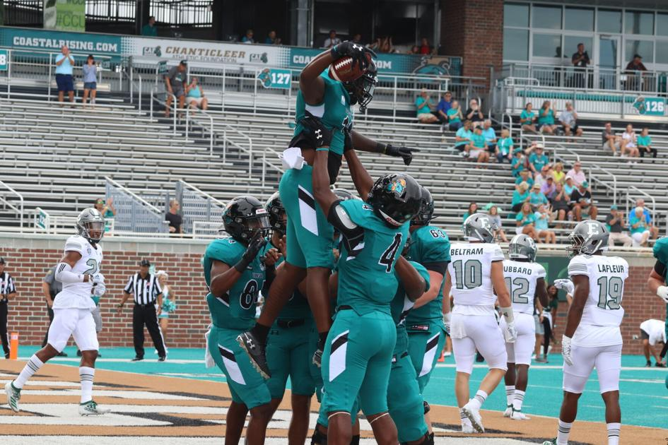 Coastal Carolina Prepares To Welcome Fans Back To Brooks Stadium Covid 19 Coverage Myhorrynews Com
