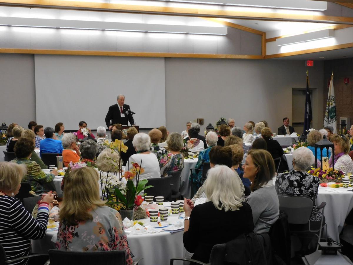 Loris Garden Club district meeting 1
