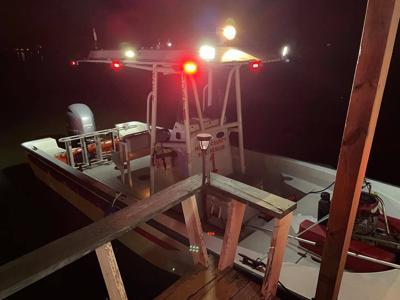 HCFR Boat