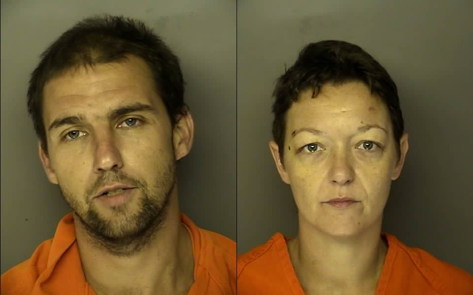 Two charged in CF meth lab investigation
