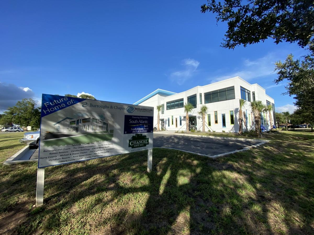 Former Boys and Girls Club of the Grand Strand CEO accused of embezzlement