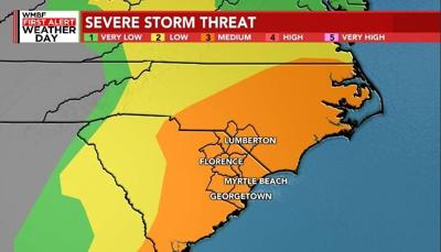 Severe Weather Thursday March 18