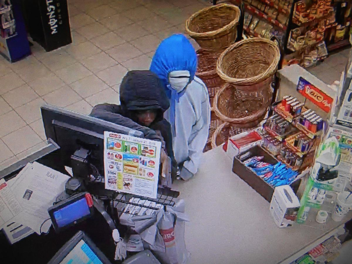 HCPD armed robbery suspects 1