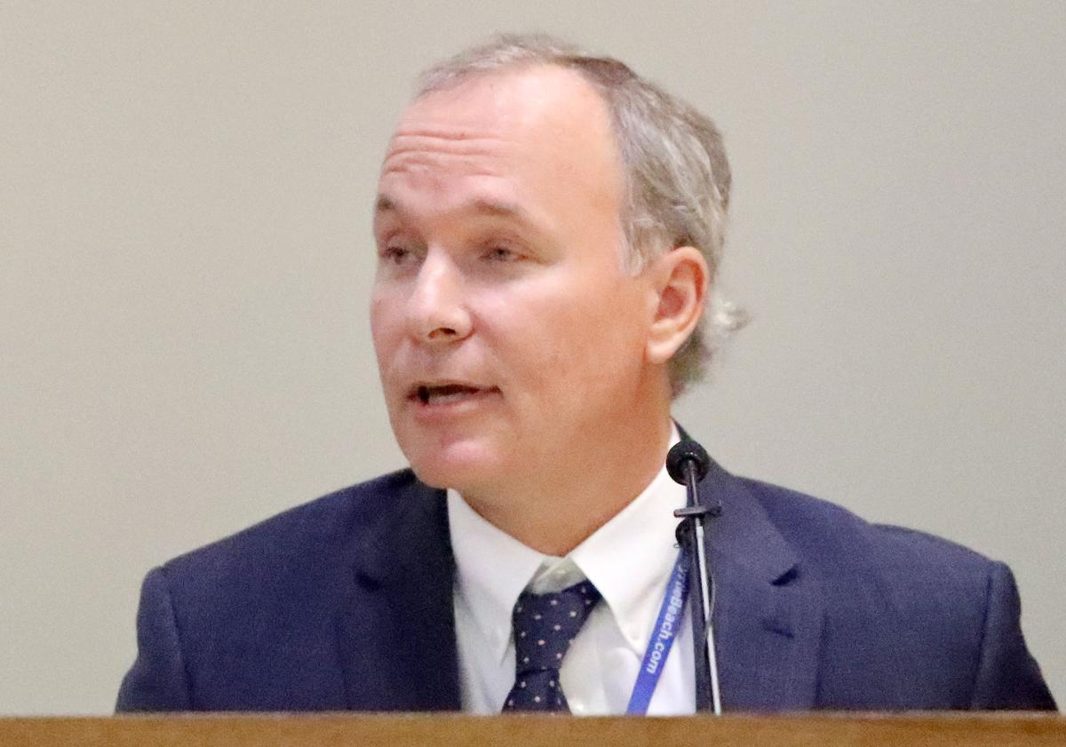 Myrtle Beach City Attorney William Bryan Jr.