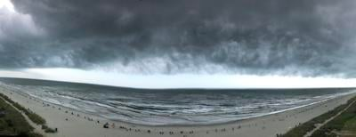 Stormy clouds JM