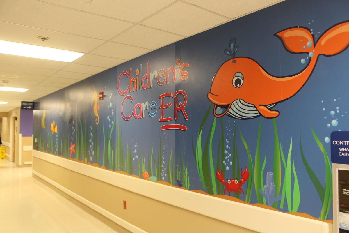 Grand Strand Medical Center opens pediatric emergency room | News ...