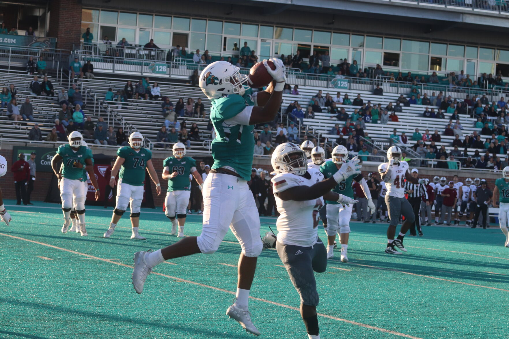 Coastal Carolina Completes Revised Football Schedule Adds Campbell Covid Coverage Myhorrynews com