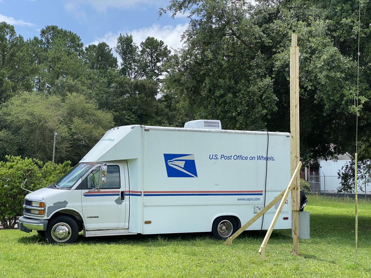 Longs Post Office Mobile Unit
