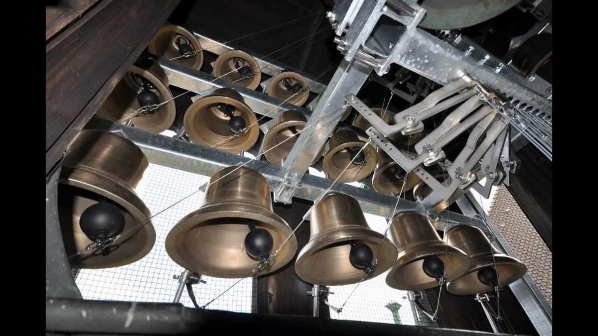 First United Methodist Church's bells are back ringing out comfort