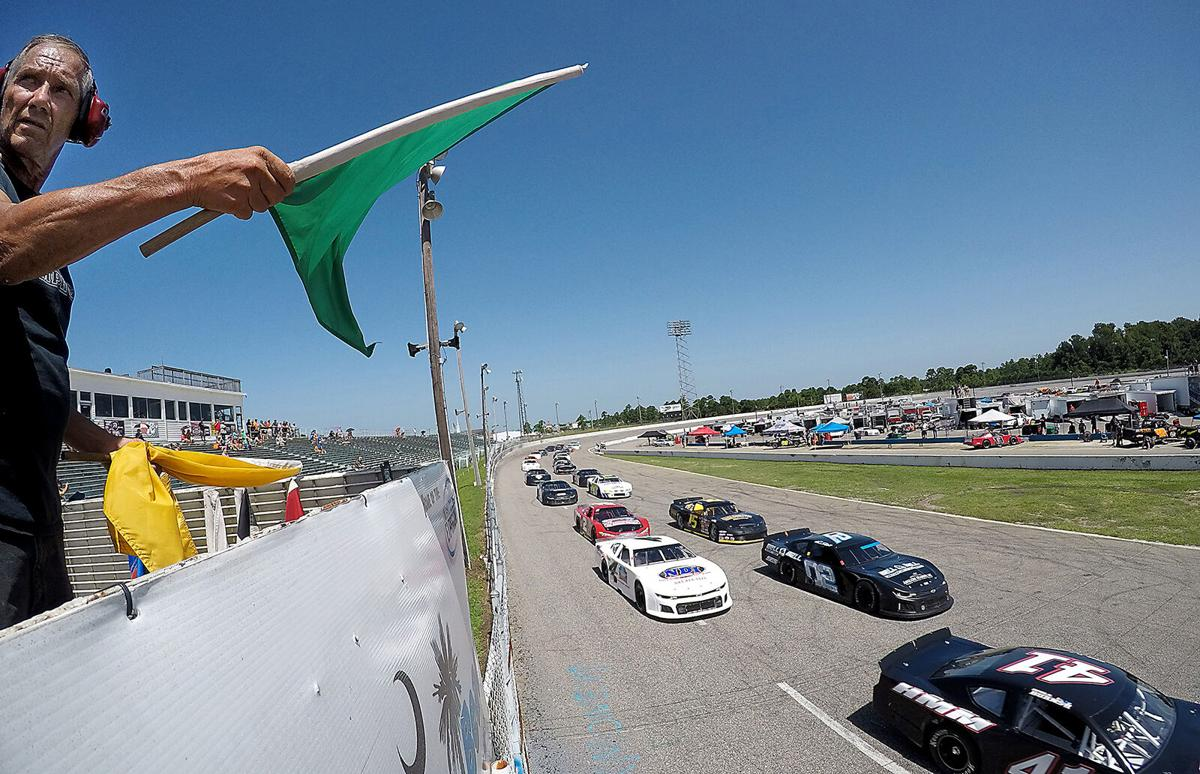 Speedway's final lap: Longtime fans, racers prepare to say goodbye to track
