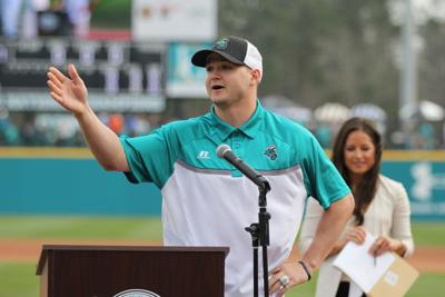 Coastal Carolina ring ceremony 2
