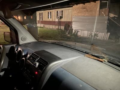 Vereen windshield