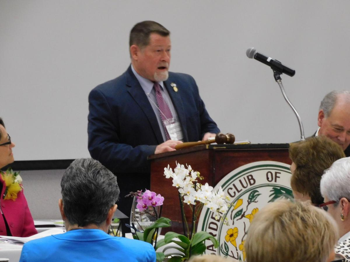 Loris Garden Club district meeting 2