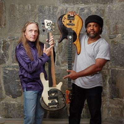 CCU's Steve Bailey and Victor Wooten