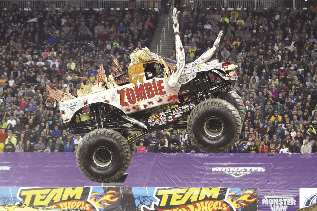 Monster Jam Coming To Myrtle Beach