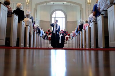 Realizing a dream 92 years in the making, Myrtle Beach's First Presbyterian Church dedicates the sanctuary and looks to the future