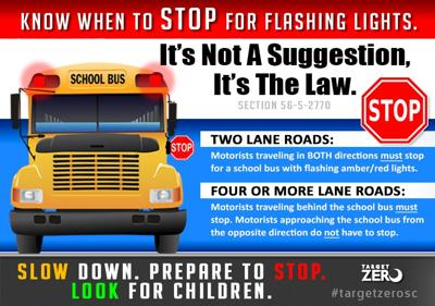 Stop for buses