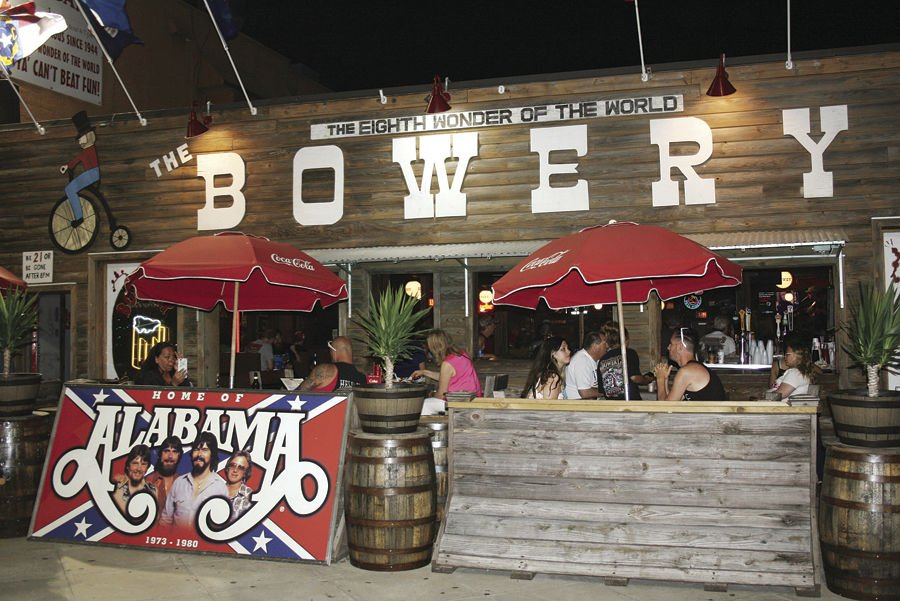 Bowery Named One Of Top 10 Tonks In Us Myrtle Beach Myhorrynews