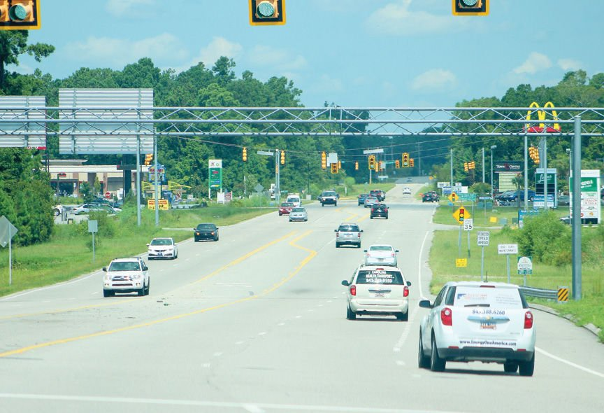 Accident On Us Conway Sc Map Sc Roads Duplicate Po Mb - Accident on us 701 conway sc map