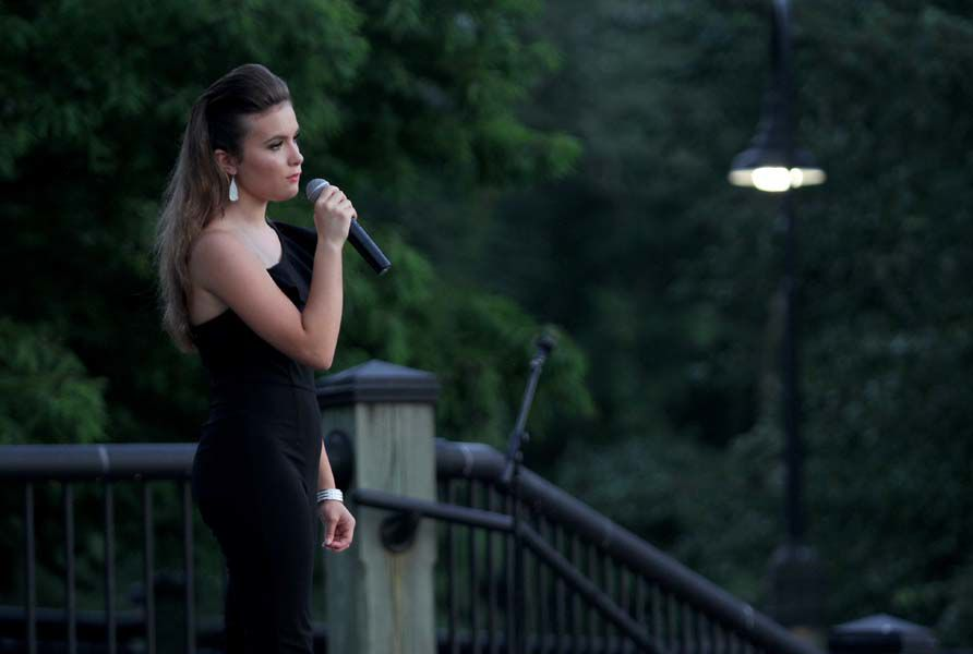 Local singers show star power during annual competition