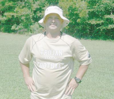 Athletic director Jason Cox
