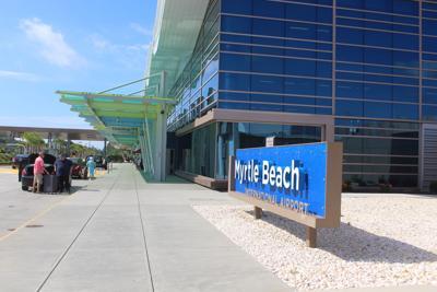Myrtle Beach International Airport Myr