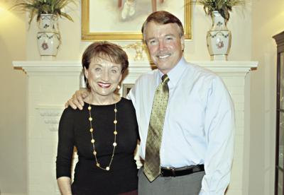 Kaye and George Hearn
