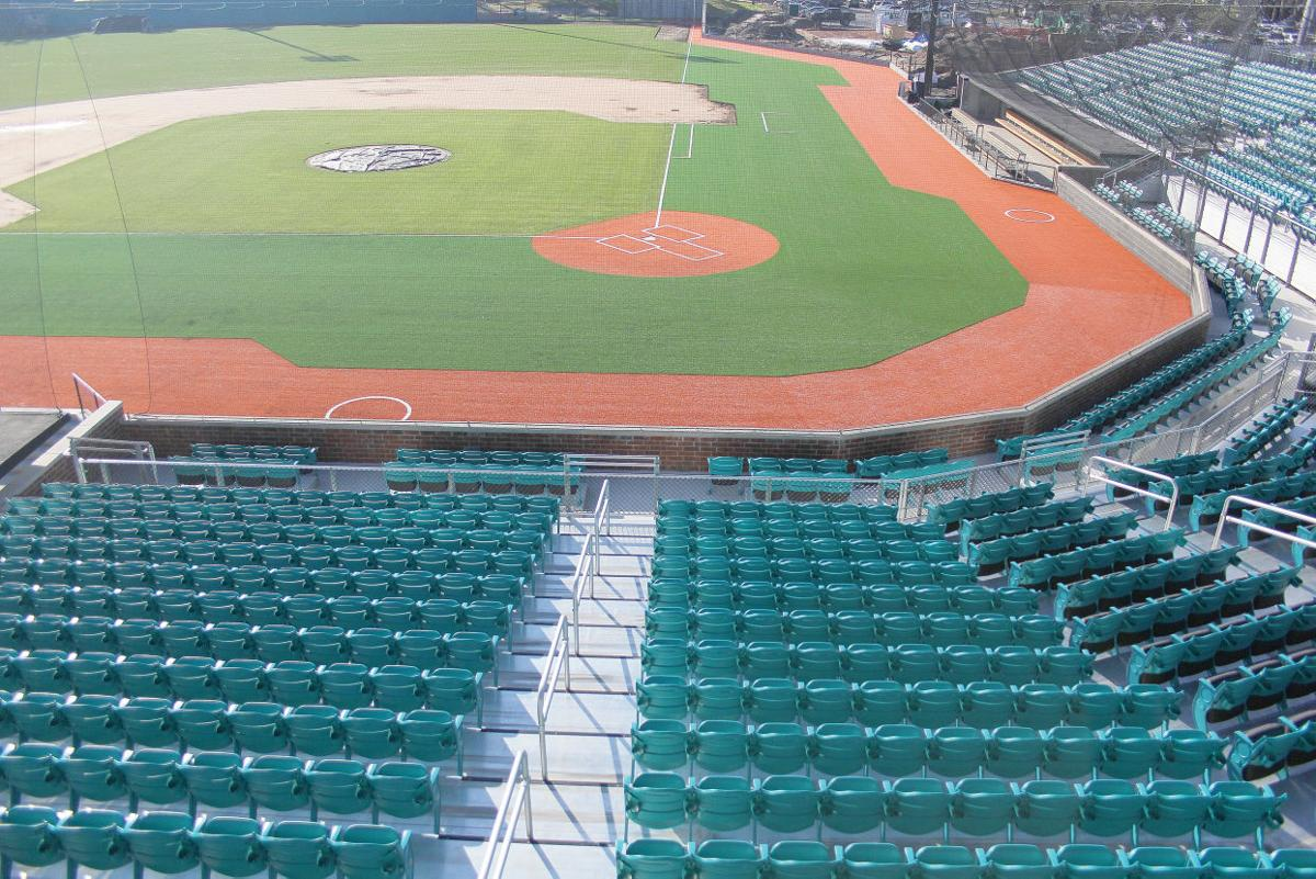 Ccu Baseball Field Costs 750k More Than Contracted But