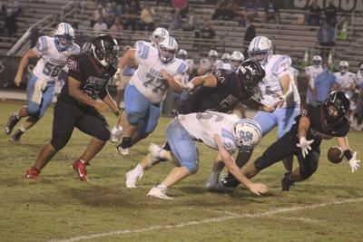 Carolina Forest recovers fumble
