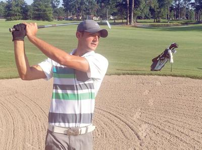Former Carolina Forest, Charleston Southern golfer finds focus at