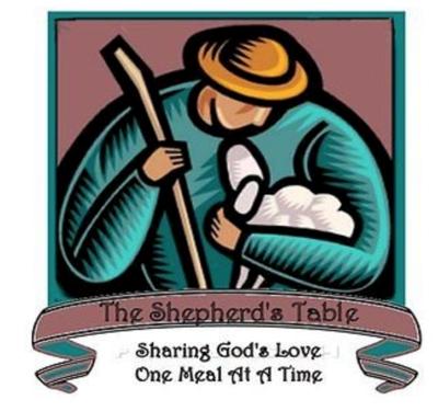 Shepherds Table logo