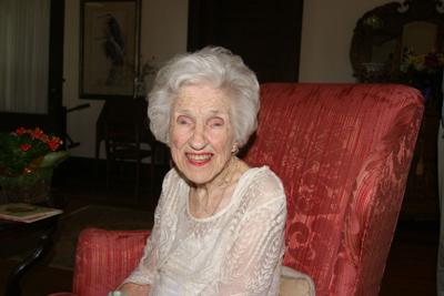 Helen White, 108 Years Old