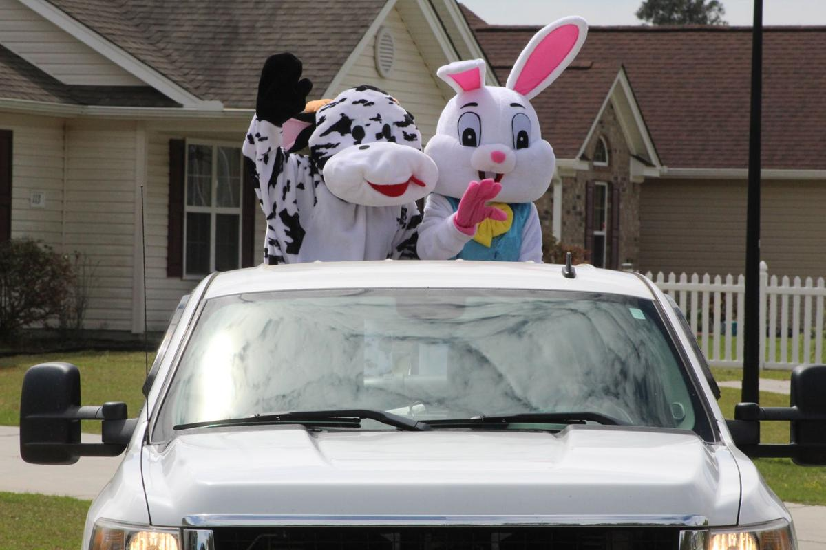 Aynor farm brings Easter cheer to Horry County neighborhoods